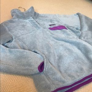 Patagonia Grey Re-Tool Snap-T Pullover